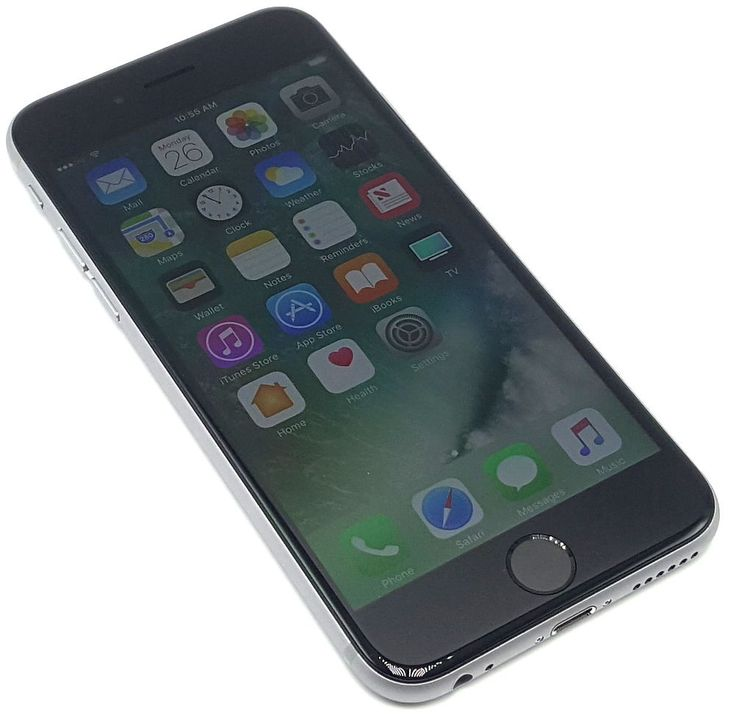 US Cellular Apple iPhone 6s Space Gray 16GB Clean ESN Smartphone A1633 IOS #2259 #Apple #Smartphone