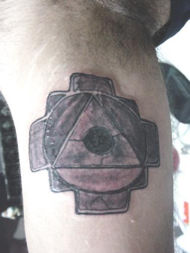 inca cross tattoo - photo #7