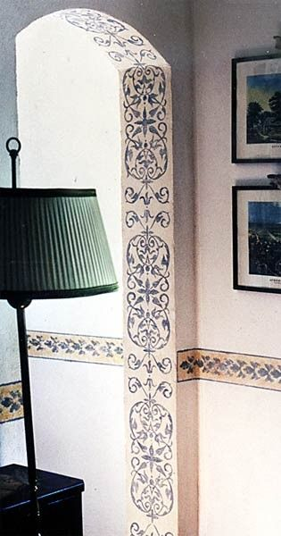 17 best ideas about archways in homes on pinterest for Decorative door frame ideas