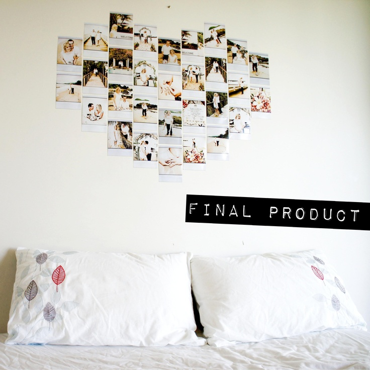 Best 20 Heart Shaped Collage Ideas On Pinterest | Heart Picture .