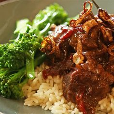 This delicious pork recipe, or Babi Kecap, is like a pork casserole, curry or stew with tasty Indonesian spices and flavours.