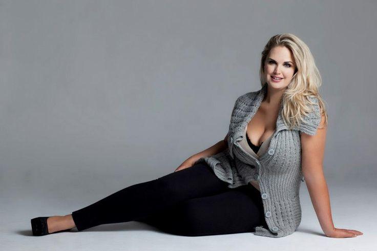 Rebecca Winters Plus Size Model