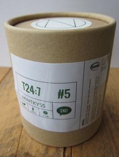T24:7 #5 Mintkyss www.teadventskalendern.se