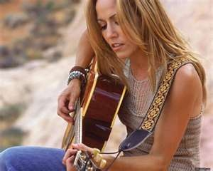 Sheryl Crow is AMAZING!! from being a background singer for Michael Jackson to rockin' out on her own...woohoo :^)