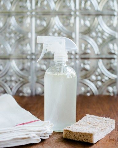 Diy Homemade Shower Spray For Mildew Molding Cleaning Mold