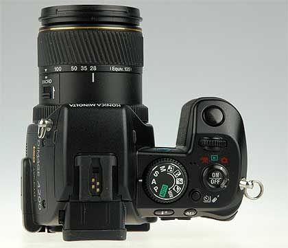 Konica Minolta DiMAGE A200 – 8 MPix elektronická zrcadlovka v praxi - Fotografovani.cz - Digitální fotografie v praxi