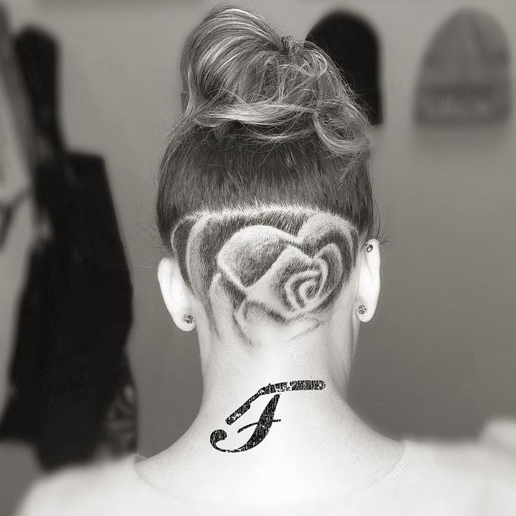 25 best ideas about hair tattoo designs on pinterest undercut designs nape undercut and hair. Black Bedroom Furniture Sets. Home Design Ideas
