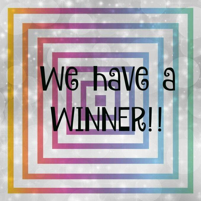 We have a winner! #TrinityLuLaRoe #LuLaRoeJaimeThomas