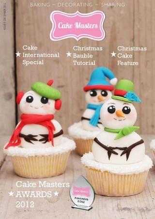 Cake Masters Magazine - December