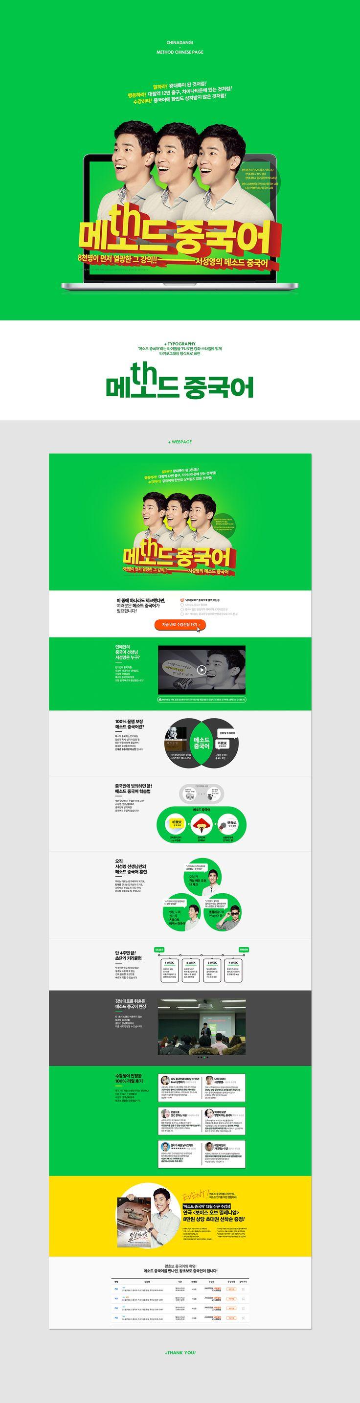 CHINADANGI - method Chinese page on Behance