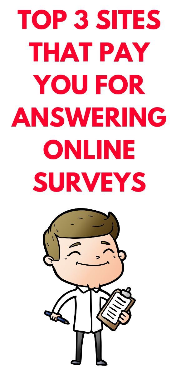 Top 3 Sites That Pay You For Answering Online Surveys #answering #Online #Pa… – Money Earn