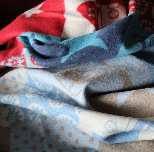 David Fussenegger blanket | Lucas loves cars