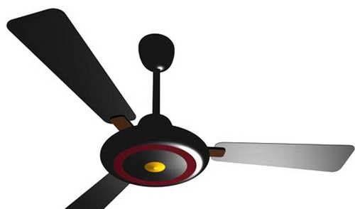 pintar ideas para ventiladores de techo, ideas de decoración y diseños creativos de techo