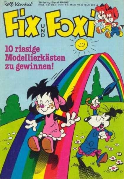 Lupinchen und Oma Eusebia! :-)