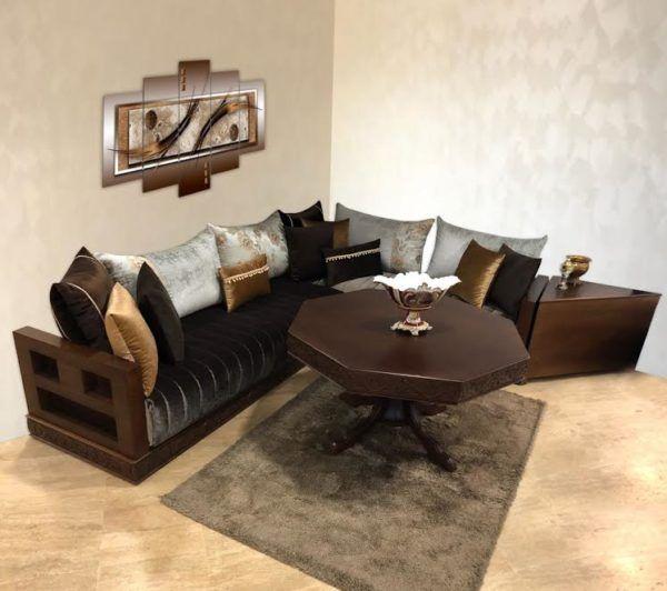Galerie de Modèles de Salon Marocain et Plus | Living room ...