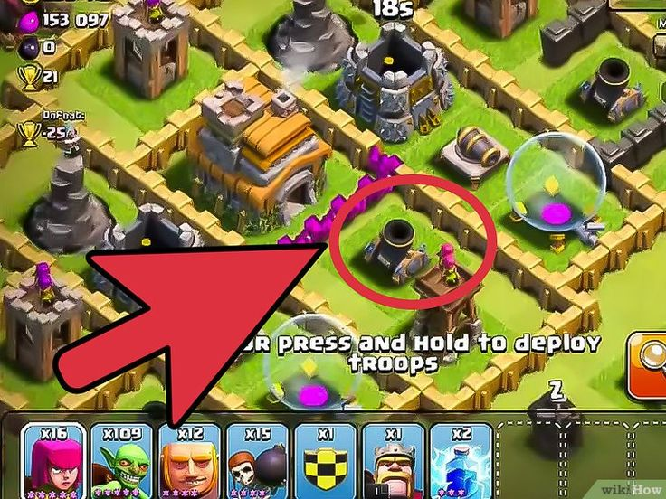 3 Ways to Save Resources on Clash of Clans - wikiHow