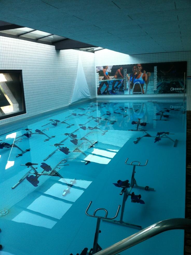 bassin aquabiking - Aquabiking Paris Piscine Municipale