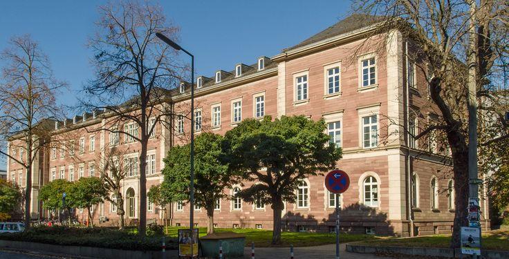 Pädagogische Hochschule Karlsruhe - Karlsruhe - Baden-Württemberg
