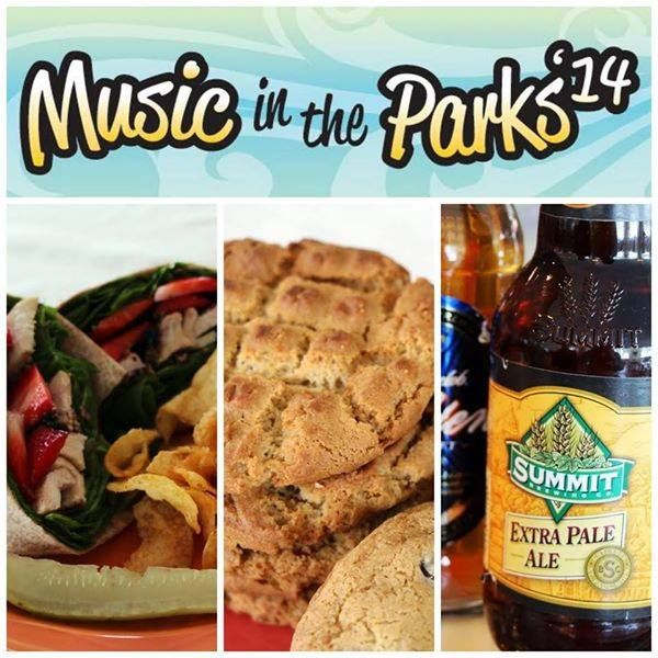 Relax, grab a bite to eat and listen to live music at the Como Lakeside Pavilion! #ComoPark