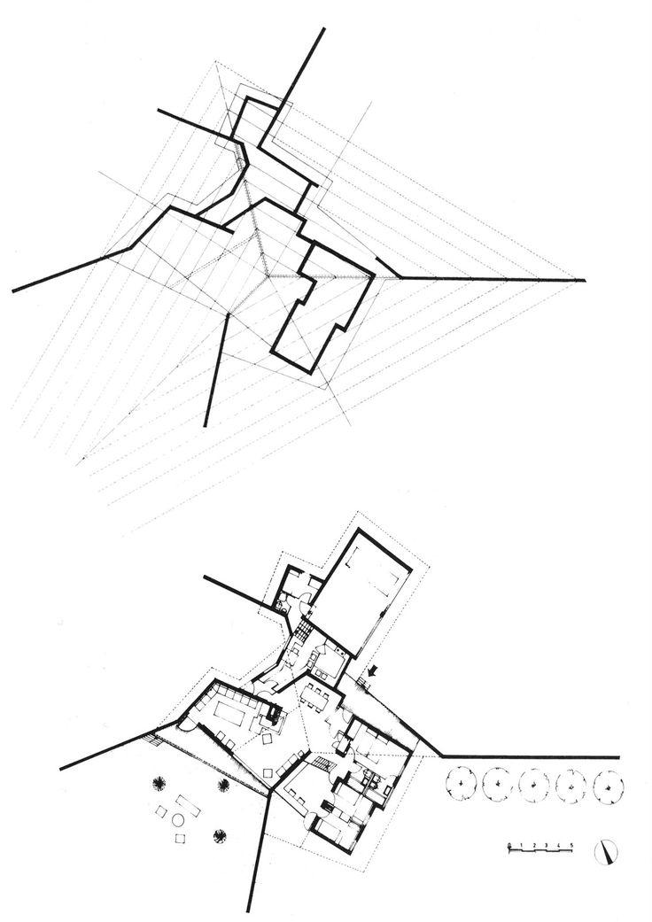Hacedor de Trampas: casa Fernando Gómez, de Francisco Javier Sáenz de Oiza