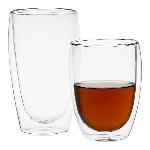 Bodum 174 Pavina Glass Tumblers