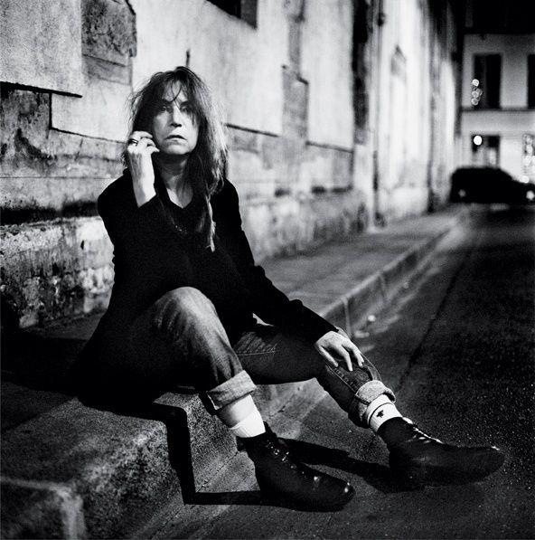 Patti Smith by Anton Corbijn