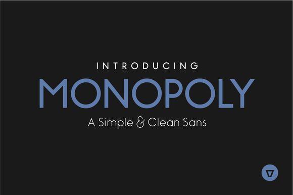 Monopoly by NimaVisual on Creative Market