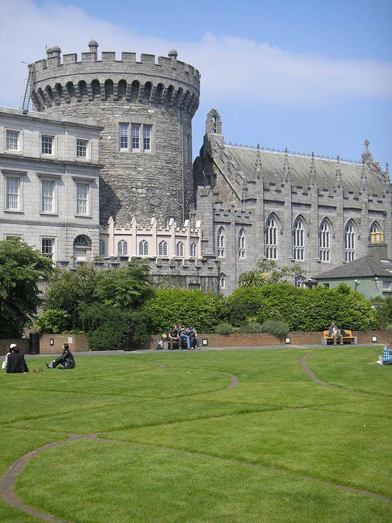 Dublin Castle is absolutely spectacular and a real 'must-see'
