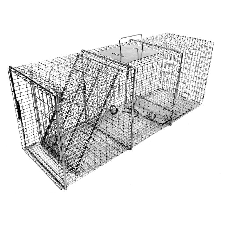 Tomahawk Professional Series Rigid Trap for Raccoons/Feral