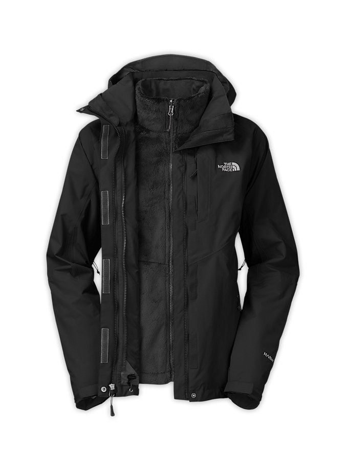 The North Face Women's Jackets & Vests WOMEN'S BOUNDARY TRICLIMATE JACKET - $260