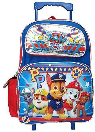 Nickelodeon Paw Patrol Large 16