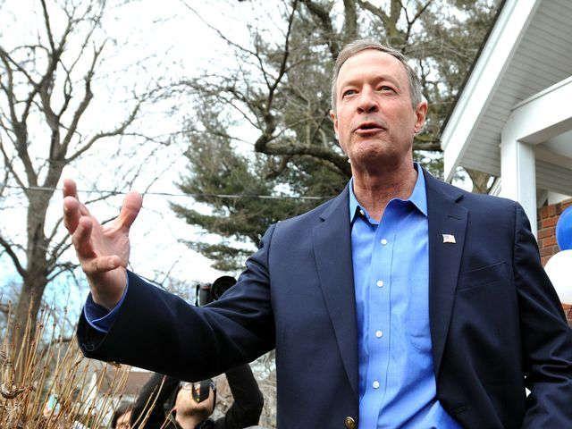 Martin O'Malley ends long-shot bid for Democratic nomination