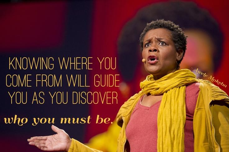 Awele Makeba at TED2012. Photo by James Duncan Davidson.