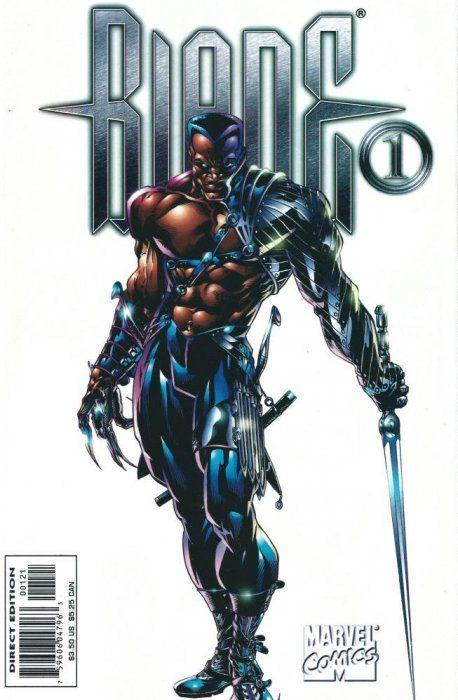 Blade: The Vampire Hunter .5 (Marvel) - ComicBookRealm.com