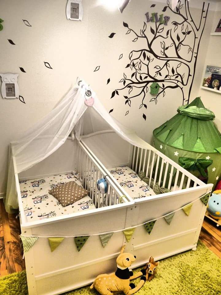 Zwillingsbett doppelbett  Die besten 25+ Zwillings Kinderbett Ideen auf Pinterest ...
