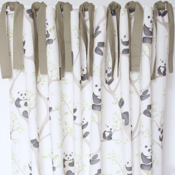 70 besten Vorhänge \ Gardinen Bilder auf Pinterest Baumwollstoff - gardinen wohnzimmer grun