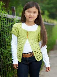 FREE crochet Pattern for Girls