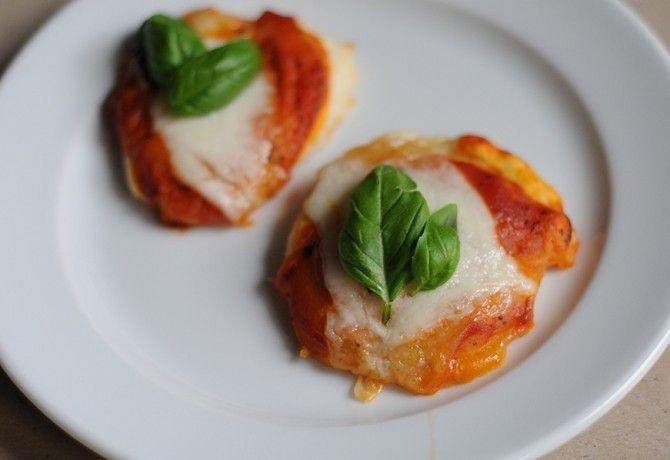 mini pizza leveles tésztából