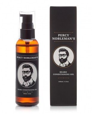 Huile pour barbe, Percy  Nobleman - 20€