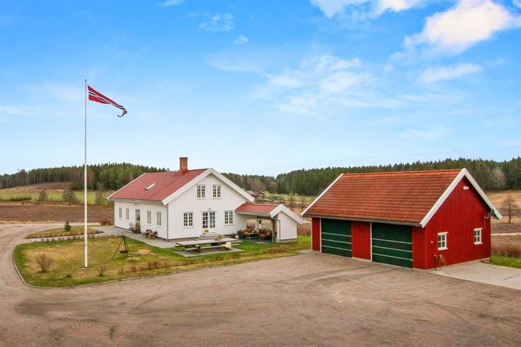 Velkommen til Ulvedalen gård.