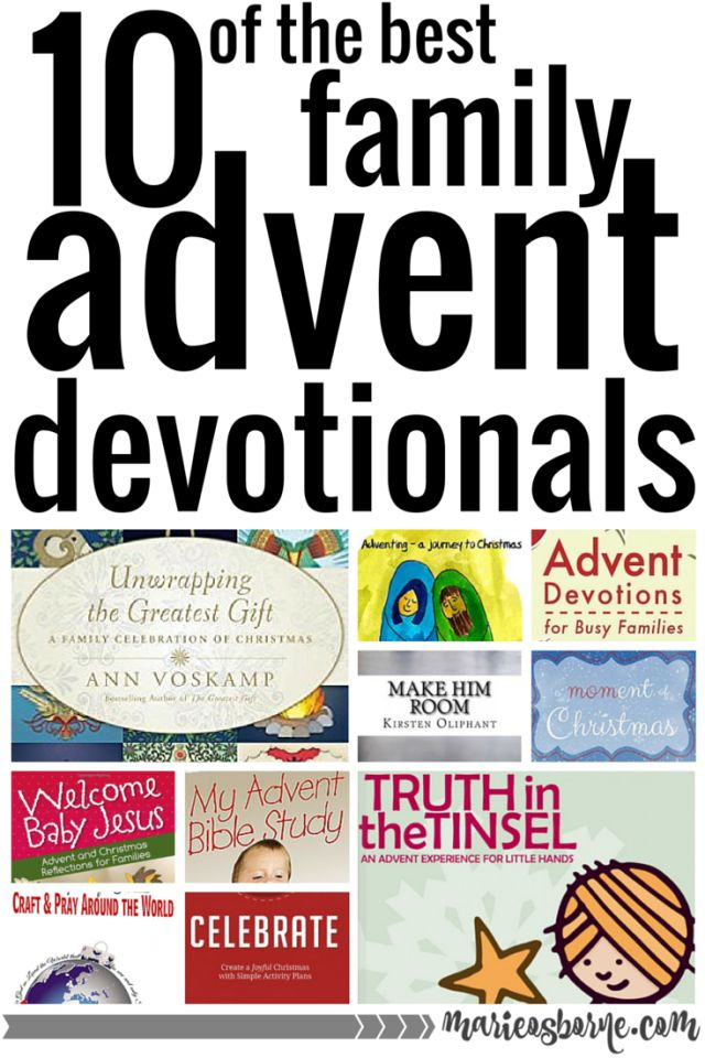 265 best advent images on pinterest merry christmas christmas 10 of the best family advent devotionals fandeluxe Images