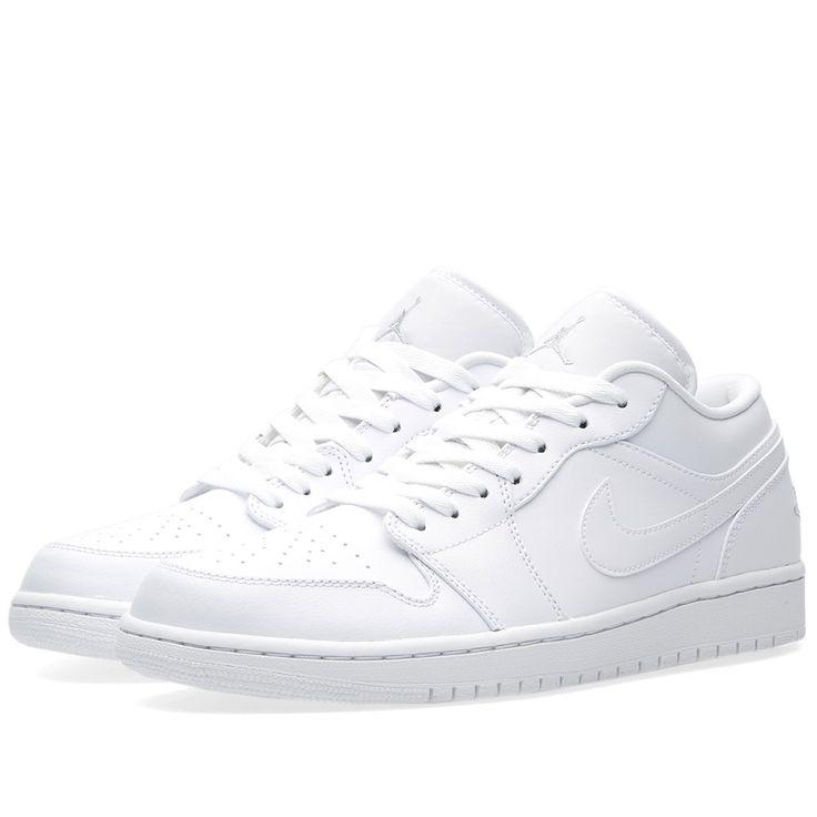 AJ1 Mid - White