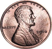 25 Most Valuable Coins | 1914 S Wheat Penny - Worth $625 7.)