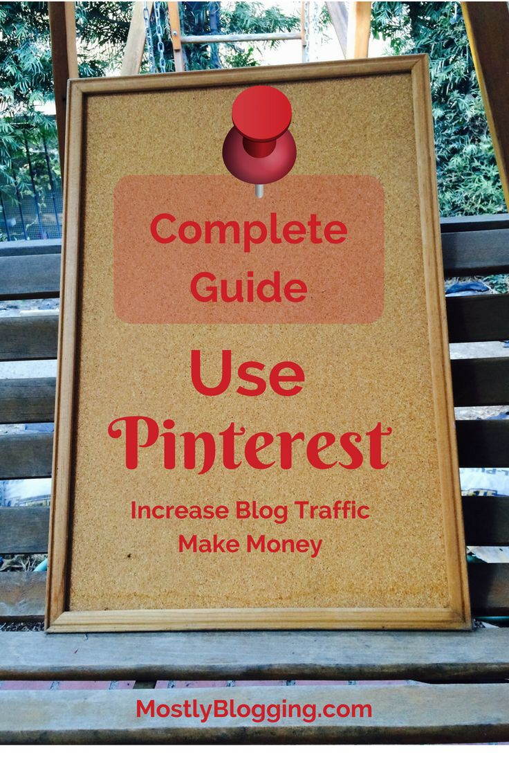 This #Pinterest guide explains how patient #bloggers can get traffic to their #blogs from Pinterest