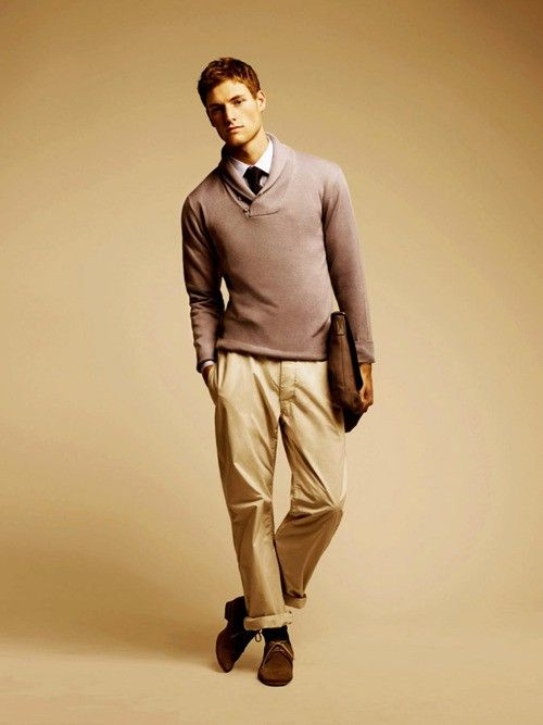 66 best business casual men images on pinterest men 39 s for Dress shirt for interview