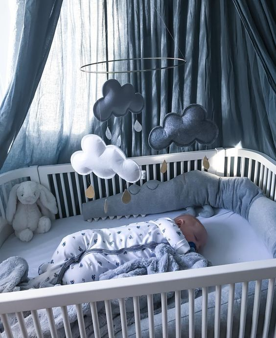 Crazy Crocodile Pillow Cushion Bed Bumper Baby Bedding Sleeping Toy
