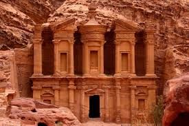 Petra,  tourist attractions