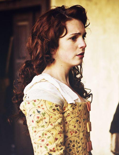 Constance Bonacieux - Tamla Kari in The Musketeers, set in the 1630s (BBC TV series).