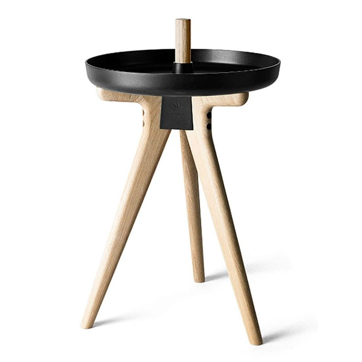 top3 by design - Menu - menu flip around table/ stool  ash