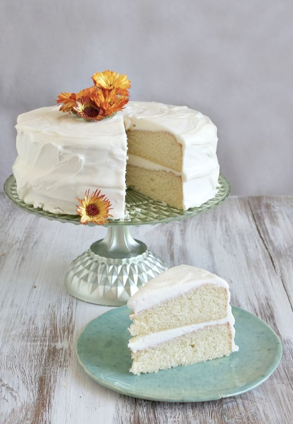 Cake And Frosting Recipe